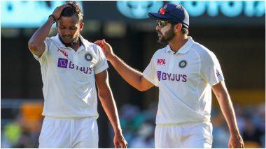 IND vs AUS 4th Test 2021: वॉशिंग्टन सुदंर-शार्दूल ठाकूरने ऑस्ट्रेलियाला झोडपलं, ब्रिस्बेन टेस्टमध्ये मोडले अनेक विक्रम, जाणून घ्या