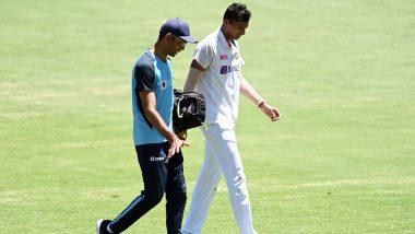 Navdeep Saini Injury Update: क्रिकेटर नवदीप सैनीच्या दुखापतीवर बीसीसीआयने दिला अपडेट, गब्बा टेस्टमध्ये मधेच सोडावं लागलं मैदान