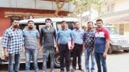 मुंबई मध्ये 1 कोटी रक्कमेच्या mephedrone सह ड्रग्स तस्कर पोलिसांच्या ताब्यात