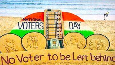 National Voters Day च्या निमित्ताने सुदर्शन पटनायक, नितीन गडकरींसह नेटकर्यांंनी शेअर केले खास ट्वीट्स!