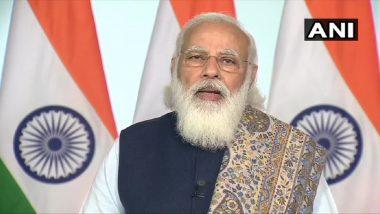 PM Modi Launches COVID-19 Vaccination Drive: 'Dawai bhi, Kadai bhi' लसीकरण मोहिमेच्या शुभारंभ प्रसंगी पंतप्रधान नरेंद्र मोदी यांनी दिला नवा मंत्र