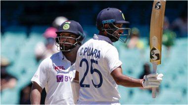 IND vs AUS 3rd Test 2021: रिषभ पंतने ऑस्ट्रेलियन गोलंदाजांची धुलाई करतनावावर केले दोन 'मोठे' विक्रम; चेतेश्वर पुजारा पार केली 'सहा हजारी'