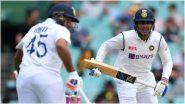 IND vs AUS 4th Test Day 4: ब्रिस्बेनच्या अंतिम सत्रात पावसाची बॅटिंग, चौथ्या दिवसाखेर टीम इंडियाला विजयासाठी आणखी 324 धावांची गरज