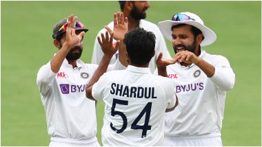 IND vs ENG Series 2021: रोहित शर्मा, अजिंक्य रहाणे, शार्दुल ठाकूर चेन्नईला दाखल, इंग्लंडविरुद्ध टेस्ट सिरीजपूर्वी इतके दिवस करू शकणार ट्रेनिंग