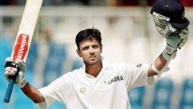 IND vs AUS 2020-21: SCG मध्ये टीम इंडियाचा 'द वॉल' राहुल द्रविडने एक धाव घेताच प्रेक्षकांनी उभं राहून वाजवल्या होत्या टाळ्या, पहा Video
