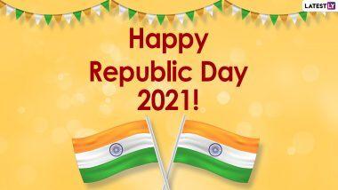 Republic Day 2021 Quotes & Slogans: स्वातंत्र्यसेनानींची घोषवाक्य, देशभक्तीपर मेसेजेस, संदेश शेअर करत साजरा करा यंदाचा गणतंत्र दिवस!