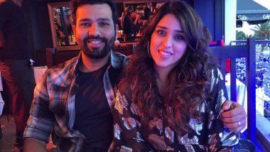 Rohit Sharma आणि पत्नी Ritika Sajdeh चेन्नई हॉटेलमध्ये क्वारंटाइन, हिटमॅनने शेअर केला Quaran-Team फोटो, पहा