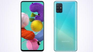 Samsung Galaxy A52 5G स्मार्टफोन लवकरचं होणार लाँच; जाणून घ्या किंमत आणि स्पेसिफिकेशन्स