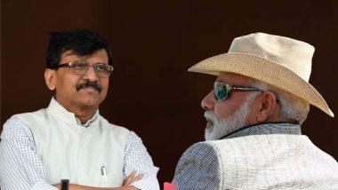 Sanjay Raut On PM Narendra Modi: बादशहाच्या टोपीला मुजरा करणाऱ्यांनी देश खराब केला; शिवसेना खासदार संजय राऊत यांचे पंतप्रधान नरेंद्र मोदी यांच्यावर टीकास्त्र