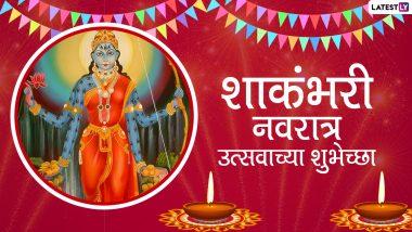 Shakambhari Navratri 2021 Wishes: शाकंभरी नवरात्रोत्सवाच्या शुभेच्छा HD Images, WhatsApp Status द्वारे देऊन मंगलमयी वातावरणात करा सुरुवात!