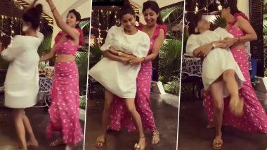 Shilpa Shetty आपली बहिण Shamita सह थिरकली दिवंगत ज्येष्ठ अभिनेते शम्मी कपूर यांच्या 'या' सदाबहार गाण्यावर, Watch Video