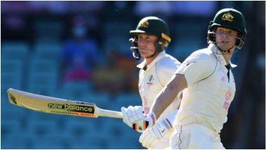 IND vs AUS 3rd Test Day 4: स्टिव्ह स्मिथ-लाबूशेनच्या दमदार अर्धशकानेटीम इंडिया बॅकफूटवर, दुसऱ्या डावात ऑस्ट्रेलियाची 276 धावांची आघाडी