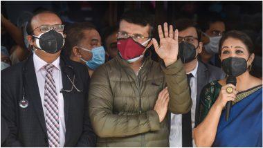 Sourav Ganguly Discharged From Hospital: सौरव गांगुली यांची हॉस्पिटलमधून घरवापसी, डॉक्टरांचे अशा शब्दात मानले आभार