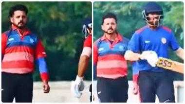 Sreesanth Comeback: जुन्या श्रीसंतचे मैदानावर कमबॅक, सय्यद मुश्ताक अली ट्रॉफीच्या सराव सामन्यात केली स्लेजिंग (Watch Video)