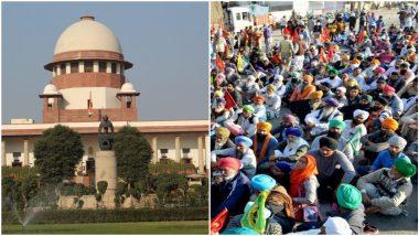 Farmers Protest: कृषी कायदा वाद निवारणासाठी 4 सदस्यीय समिती नियुक्त; अशोक गुलाटी, अनिल धनवंत, बी. एस. मान, प्रमोद कुमार जोशी यांच्यावर प्रमुख जबाबदारी