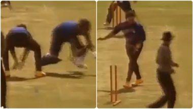 Syed Mushtaq Ali Trophy 2021: सुरेश रैनाने पुन्हा एकदा मैदानावर दाखवली चपळता, धोनी स्टाईलमध्ये केलेला रनआऊट पाहून तुम्हीही म्हणाल अरे वाह्ह!(Watch Video)