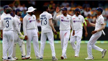 IND vs AUS 4th Test 2021: मोहम्मद सिराज-शार्दूल ठाकूरचा 'बिग शो', ब्रिस्बेनमध्ये ऑस्ट्रेलियाने विजयासाठी दिलं 328 धावांचं तगडं आव्हान