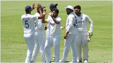 IND vs AUS 4th Test Day 4: दुसऱ्या डावात अडखळली ऑस्ट्रेलिया, टी ब्रेक पर्यंत ऑस्ट्रेलियाचा स्कोर243/7; टीम इंडियावर276 धावांची आघाडी