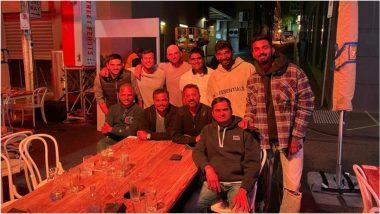 Happy New Year 2021: भारतीय क्रिकेटपटूंनी चाहत्यांना नववर्षाच्या दिल्या शुभेच्छा; केएल राहुलने ऑस्ट्रेलियामधून शेअर केला खास फोटो, पहा Tweets