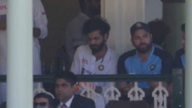 IND vs AUS 3rd Test 2021: रवींद्र जडेजा फ्रॅक्चर अंगठ्यासह मैदानात उतरण्यास सज्ज, टीम इंडिया स्टारच्या लढाऊ वृत्तीचे नेटकऱ्यांकडून कौतुक