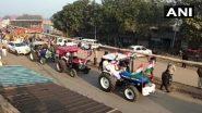 Farmers Protest Tractor Rally: शेतकऱ्यांच्या ट्रॅक्टर परेडमधील हिंसाचारात 86 पोलीस जखमी; 4 जणांवर गुन्हा दाखल