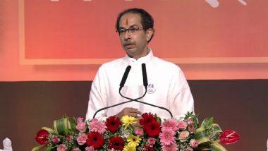 BMC Elections 2022: 'मुंबई मा जलेबी ना फाफडा, उद्धव ठाकरे आपडा'; बीएमसी निवडणुकीसाठी शिवसेनेकडून गुजराती मतदारांना साद