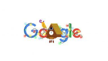नववर्ष दिन Google Doodle: गूगल ने दिल्या 2021 नववर्षाच्या पहिल्या दिवशी खास अॅनिमेटेड डूडल द्वारा शुभेच्छा!