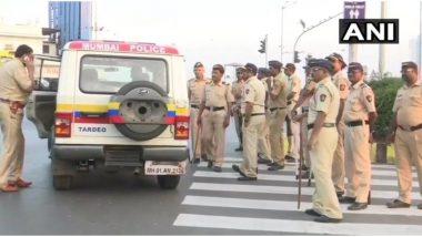 प्रजासत्ताक दिनाच्या पार्श्वभूमीवर मुंबई पोलिसांचं 'ऑल आऊट' ऑपरेशन; शस्त्र घेऊन फिरणाऱ्या 33 जणांना अटक