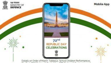Republic Day Parade 2021 App: यंदाचं प्रजासत्तक दिनाचं सेलिब्रेशन, चित्ररथ लाईव्ह पाहण्यासाठी MoD ने लॉन्च केलं खास अॅप