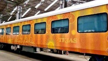 Indian Railway: येत्या 14 फेब्रुवारी पासून 'तेजस एक्स्प्रेस' पुन्हा धावणार; जाणून घ्या दिल्ली ते लखनऊ तिकीट दर