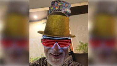 Amitabh Bachchan On New Year: 2020 वर्ष अत्यंत विचित्र; मात्र, मागील वर्षाच्या तुलनेत 2021 मध्ये चांगले अनुभव येतील - अमिताभ बच्चन