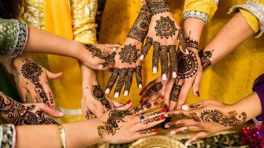 Latest Wedding Mehndi Designs Videos: ट्रेडिशनल पासून लोटस पर्यंत यंदाच्या लग्नसराईत हातावर काढा या सुंदर आणि सोप्या मेहंदी डिझाईन्स