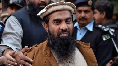 Zaki-ur-Rehman Lakhvi Arrested: 26/11 मुंबई हल्ल्याचा मास्टरमाइंड आणि LeT ऑपरेशन्स कमांडर झाकी-उर-रहमान लखवीला पाकिस्तानमध्ये अटक: Official