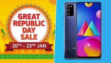 Amazon Great Republic Day Sale: अॅमेजॉन ग्रेट रिपब्लिक डे सेल मध्ये OnePlus, Redmi सह 'या' स्मार्टफोन्सवर मिळतेय जबरदस्त सूट