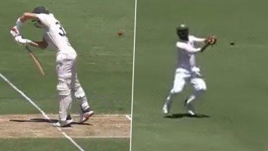 IND vs AUS 4th Test 2021: ओह्ह! पहिल्या दिवशी अजिंक्य रहाणेची ही चूक टीम इंडियाला पडली महागात, पाहून तुम्हीही डोक्याला हात लावाल (Watch Video)