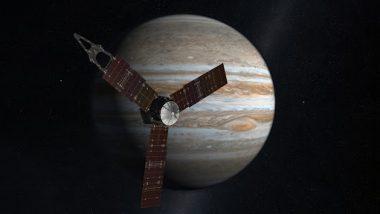 गुरु ग्रहावरुन पाठविला गेला मेसेज? NASA च्या जूनो ने पकडला Wifi सारखा सिग्नल