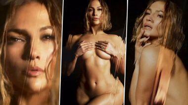 Jennifer Lopez Nude Video: 51 वर्षीय जेनिफर लोपेज नवीन संगीत व्हिडिओसाठी झाली नग्न, तिचा हॉटनेस पाहून मॉडेल्स पण लाजतील