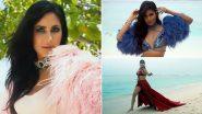 Katrina Kaif ने निळ्याशार समुद्रकिनारी केलेले 'हे' ग्लॅमरस आणि बोल्ड फोटोशूट पाहून चाहते होतील दंग, Watch Video