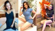 Actress Monalisa: प्रसिद्ध अभिनेत्री मोनालिसाने मोहक अंदाजात फोटो केले शेअर, फोटो पाहून चाहते झाले घायाळ