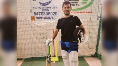 Syed Mushtaq Ali Trophy 2021: सैय्यद मुश्ताक अली टी-20 स्पर्धेत विश्वविक्रम; क्रिकेटपटू पुनीत बिष्ट याने 51 चेंडूत नाबाद ठोकल्या 146 धावा