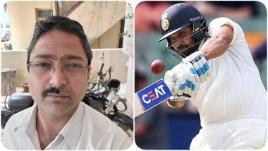 Fan Shaves Mustache Over Bet On Rohit Sharma: बापरे! रोहित शर्मावरुन पैज लावणे चाहत्याला पडले महागात, काढावी लागली अर्धी मिशी, पहा काय आहे प्रकरण