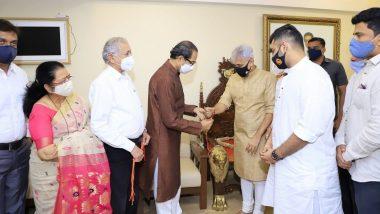 Sameer Desai  Joins Shiv Sena: भाजपला मोठा धक्का, समीर देसाई यांनी उद्धव ठाकरे यांच्या उपस्थितीत हातात शिबंधन बांधत केला शिवसेनेत प्रवेश