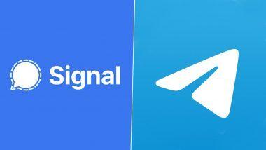 WhatsApp New Privacy Policy मुळे Signal, Telegram ला मिळाले 40 लाख नवे युजर्स