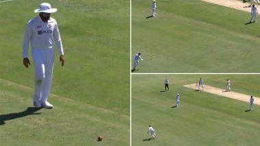 IND vs AUS 4th Test 2021: पृथ्वी शॉ याची एक चूक टीम इंडियाला महागात पडली असती, रोहित शर्मा थोडक्यात बचावला, तुम्हीच पहा Video