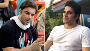 BMC: अरबाज खान, सोहेल खान, निर्वाण खान यांच्याविरोधात गुन्हा दाखल; नेमके प्रकरण काय? घ्या जाणून