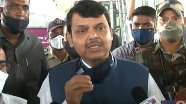मुख्यमंत्री उद्धव ठाकरे यांच्या लाईव्हनंतर देवेंद्र फडणवीस यांची महाराष्ट्र सरकारवर टीका