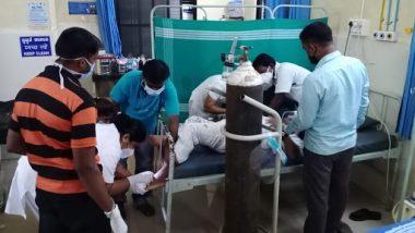 Shripad Naik's Wife Dies:  केंद्रीय मंत्री श्रीपाद नाईक यांच्या वाहनाला अपघात; पत्नी विजया नाईक यांच्यासह त्यांच्या पीएचाही दुर्देवी मृत्यू