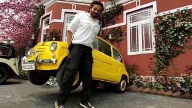 Rohit Shetty Instagram Post: बॉलिवूड चित्रपट निर्माता रोहित शेट्टीने चक्क हातानेच उचलली कार; पाहा संपूर्ण व्हिडिओ