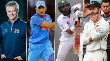 ICC Captains Month Poll: महेंद्रसिंह धोनी, केन विल्यम्सन, मिसबाह उल हक, स्टीव्ह वॉ यांपैकी शांत क्रिकेटर कोणता? 'या' खेळाडूने मारली बाजी