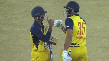 Syed Mushtaq Ali Trophy 2021 Final: बरोदाच्या संघाला पराभूत करून तामिळनाडूचा संघ दुसऱ्यांदा बनला चॅम्पियन